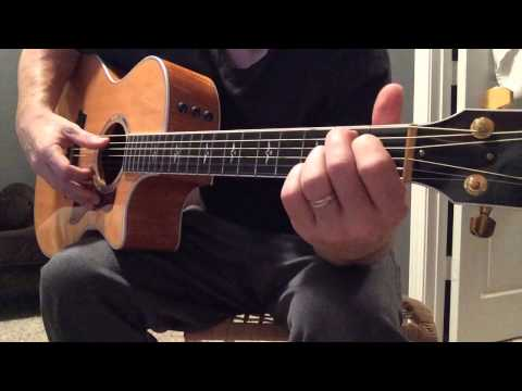 """""""Mary Did You Know?"""" Acoustic Guitar Lesson - (Matt McCoy)"""