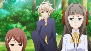 Смешные Моменты Из Аниме #18|Аниме Приколы|Anime Crack|Anime Coub|