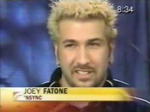 Nsync on the early show