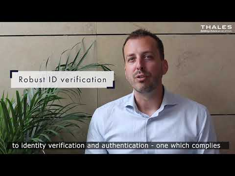Digital Identity for Financial Services