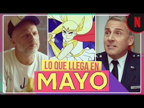 Estos Son Los Estrenos De Mayo | Netflix Latinoamérica
