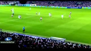 Gonzalo Higuain 1-0 Real Madrid vs. Atletico Bilbao HD