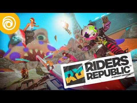 Riders Republic - Tráiler de Gameplay en profundidad