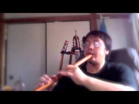 美麗的神話 Endless Love - Myth 神話 OST - Rough Flute Arrangement By Tkviper