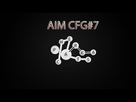 МОЩНЫЙ(НОВЫЙ) AIM CONFIG BY PARK+СБОРКА CSS V34+scripts