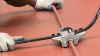 видео Кровельный инструмент