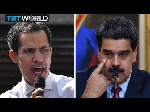 World powers take sides in Venezuela's political standoff