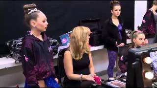 Dance Moms//Melissa Asks Maddie If She Lied About The Duet