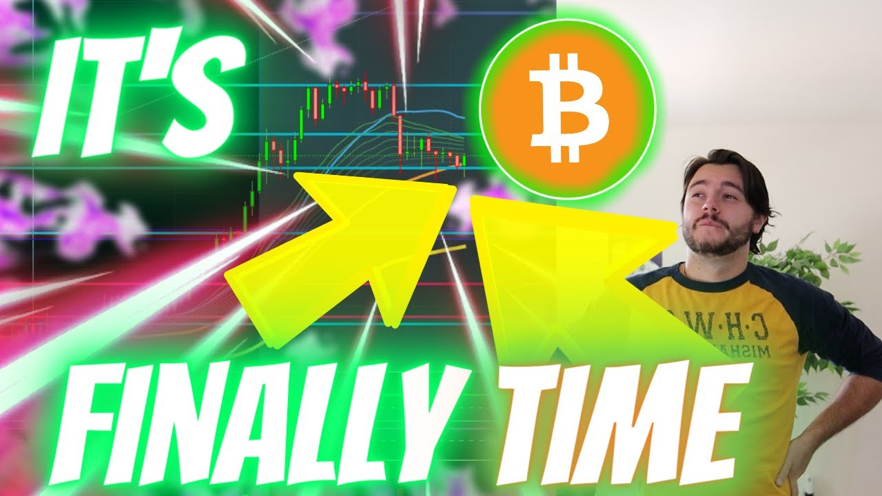 THIS IS IT!! WATCH FOR THIS FINAL BITCOIN CONFIRMATION!!
