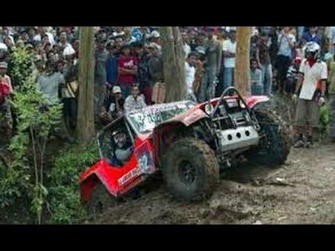 Video Mobil Jeep Off Road Modifikasi Mobil Off Road 4x4 Extreme
