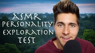ASMR -  A Walk In The Woods (Personality Exploration Test)