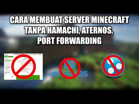 Cara Membuat Server MINECRAFT    Gratis & Lengkap.