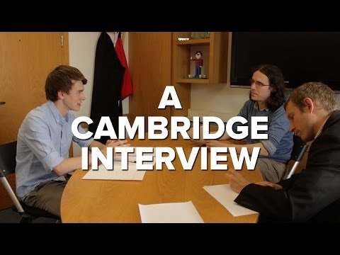 A Cambridge Interview: Queens