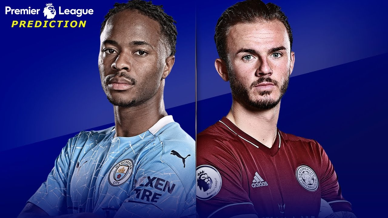 Manchester City vs Leicester City - Highlights - Premier ...