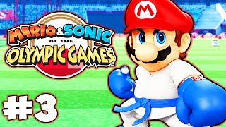 Mario & Sonic at the Olympic Games - Tokyo 2020 - Part 3