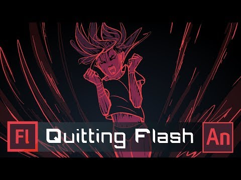 Why I'm Quitting Adobe Flash / Animate