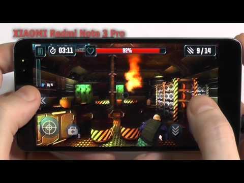 Xiaomi Redmi Note 3 Pro 3D gaming test: лучший смартфон для игр!