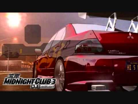 Midnight Club 3 DUB Edition Soundtrack - Sunshine