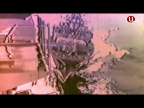 Вытеснение кораблями ВМФ СССР кораблей 6 флота ВМС США