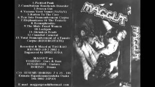 MAGGUT (japan) - 13songs DEMO