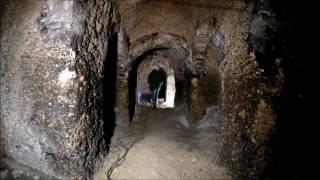 FABRIANO; i sotterranei di Castelvecchio