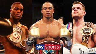 Who is the best light-heavyweight in Britain? | Joshua Buatsi, Anthony Yarde & Callum Johnson