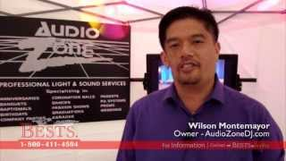 Wilson Montemayor - Audio Zone DJ @ Hawaii Bridal Expo 2013 | Honolulu, HI
