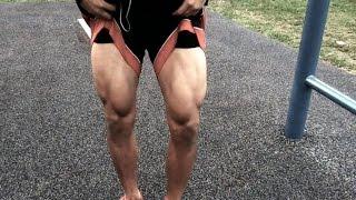 Gymer - Tập cơ mông và cơ đùi cho nam tại nhà