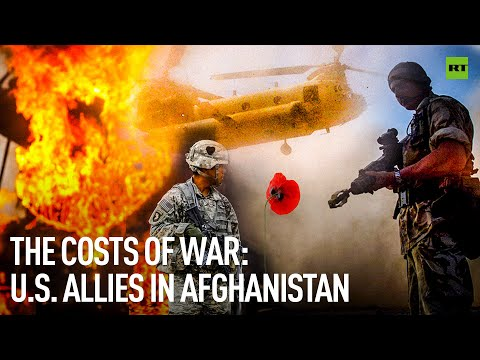 The costs of war | US allies in Afghanistan