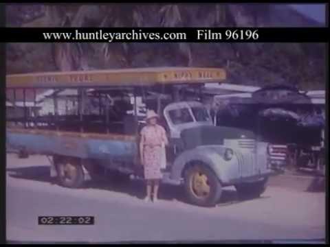 Queensland's Tropical Islands, 1970 - Film 96196