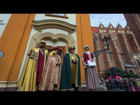 Orszak Trzech Króli we Wrocławiu 2018
