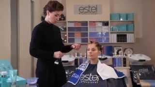 Как делать ламинирование волос Estel(http://profistyle.in.ua/category/laminirovanie/vender_estel_professional - здесь можно узнать цены на наборы для ламинирования волос Эстель., 2015-08-03T13:31:03.000Z)