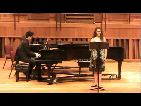 Katrina Montagna performs