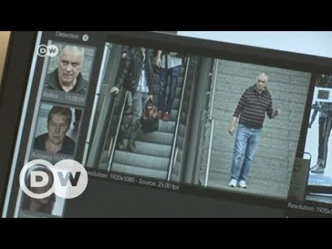 German police tests face recognition software | DW English