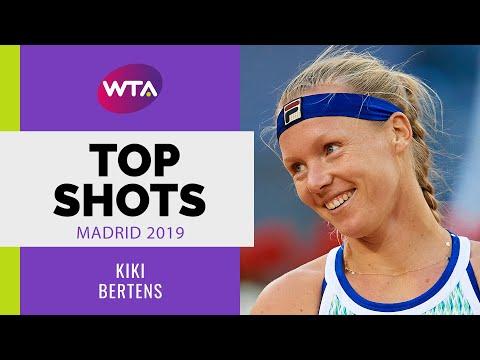 Kiki Bertens   Top Shots   Madrid 2019