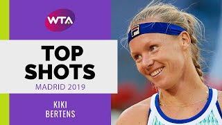 Kiki Bertens | Top Shots | Madrid 2019