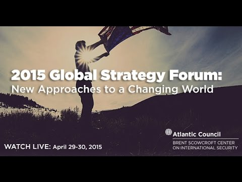Global Strategy Forum: Welcome and Enhancing Foresight