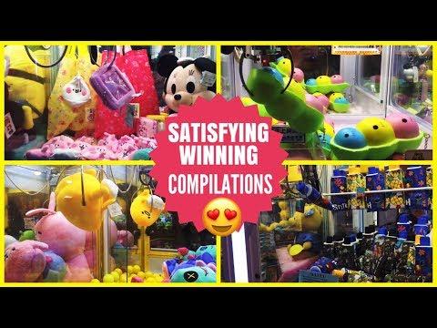SATISFYING WINNING COMPILATIONS   TAIWAN CLAW MACHINE    夾娃娃
