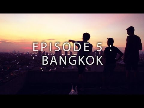 HOW TO TRAVEL S.E ASIA ON $1000 - Ep.5 BANGKOK