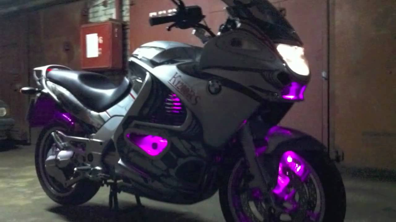 Bmw K1200rs Tuning Styling Youtube