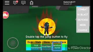 Bug de ki no roblox Dragon ball rage