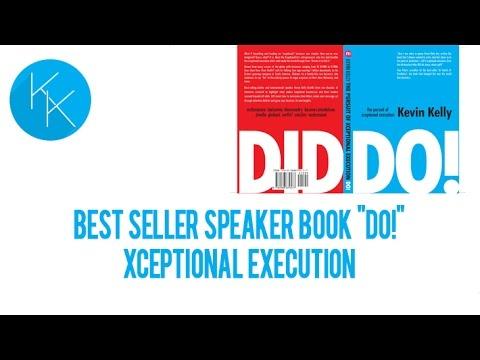 Best Seller Speaker book DO! Xceptional Execution