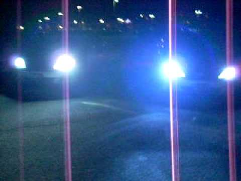 12000k Vs 10000k Compare Xenon Hid Lights Youtube