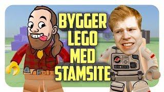 GISSA BYGGET I LEGO MED STAMSITE!