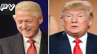 Bill Clinton SLAMS Trump's Child Separation Policy