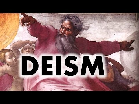 Deism (Natural vs. Revealed Religion in the Enlightenment)