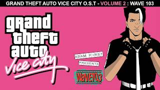 I Ran (So Far Away) - A Flock of Seagulls - Wave 103 - GTA Vice City Soundtrack [HD]