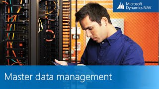 Master Data Management for Microsoft Dynamics NAV