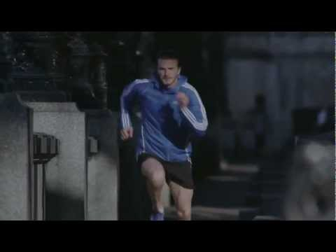 Adidas WE ALL RUN - David Beckham Climacool Freshride