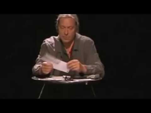 Franck Lepage: construire un discours politique avec des mots tirés au hasard